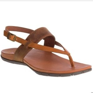 Chacos  leather sandals 9